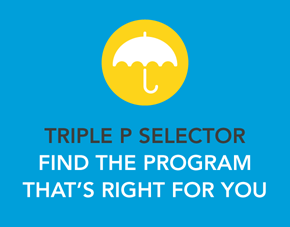 Triple P Selector - Find the Program that's right for you